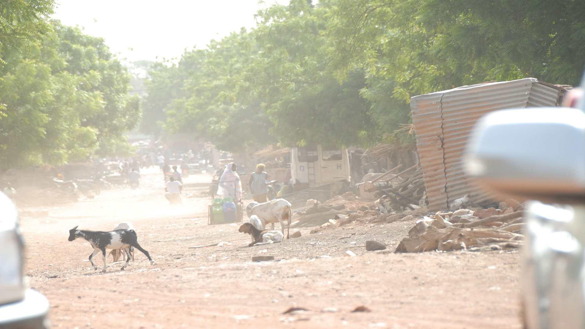 Burkina 1 - Organisationsfilm