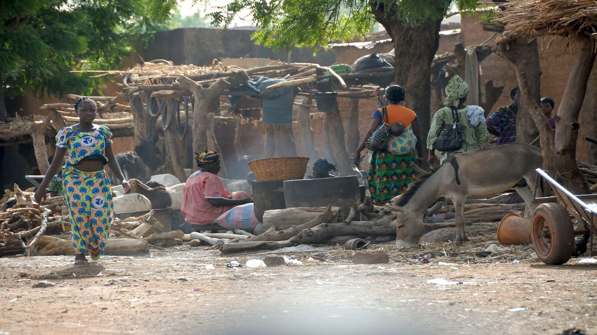 Burkina 5 - Organisationsfilm