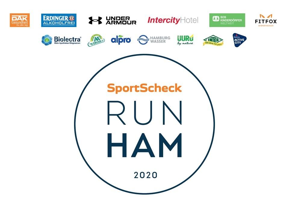 RUN HAM 2020 All Logos - Laufveranstaltung